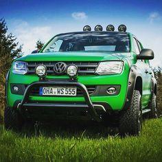 #Amarok #Volkswagen #DasAuto
