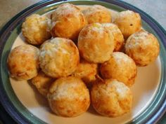 Recipe:  Garlic Cheddar Biscuits
