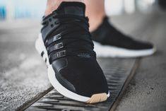 251d28a5dd adidas EQT Support ADV | Core Black/GUM | Mens Trainers [B37345] #adidas  #RunningShoes