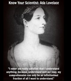 Ada lovelace | Ada Lovelace – The Prophet of the Computer Age