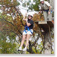 Timberridge adventure center