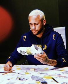 Neymar Football, Neymar Jr, Neymar Brazil, Football Boots, Psg, Sports, Art Tips, Messi, Diy Fashion