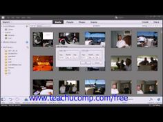 Learn about the date view in Adobe Photoshop Elements at www.teachUcomp.com. A clip from Mastering Photoshop Elements Made Easy v. 12. http://www.teachucomp.com/free - the most comprehensive Photoshop Elements tutorial available. Visit us today!