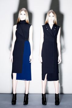 Costume National Pre-Fall 2013 Collection Slideshow on Style.com