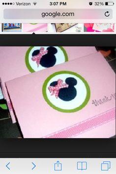 Minnie card