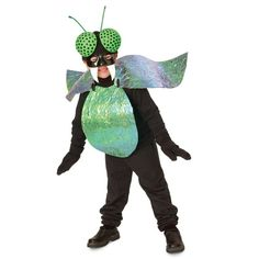 Costumes: Bug-Eyed Bug Costume Spring school play