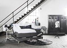Carpe Diem Beds of Sweden   Model: Marstrand verstellbar   #boxspring #bed #Bett #Taschenfederkern #pocketspring #adjustable