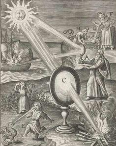 Jan David S. J. | Duodecim specula deum (1610) | Detail of Specvlvm vrens