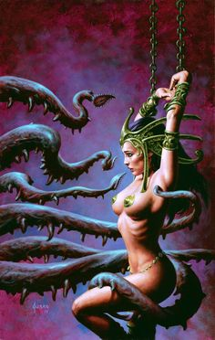 DEJAH THORIS 10.