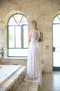 Charlie Vestido de novia romántico con top de por TheBride2B