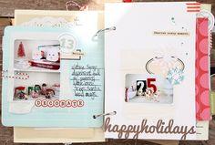 December mini day 13 by cococricketsmama, via Flickr