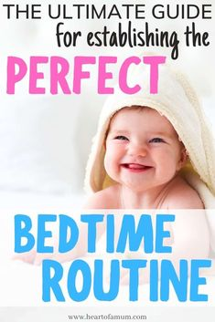 As simple as a baby's bedtime routine sounds it really is something that your baby needs! Babies, like adults, usually like some kind of structure. Bedtime Routine Baby, Baby Bedtime, Newborn Schedule, Baby Sleep Schedule, Baby Schlafplan, Baby Sleep Regression, Parenting Memes, Baby Health, Kids Sleep