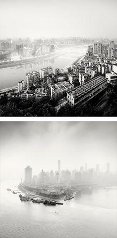 City of Fog: Photo Series by Martin Stavars