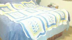 Paneled blanket!