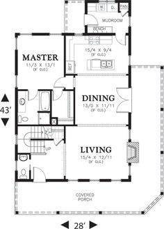new orleans house plans | my future shotgun house | pinterest