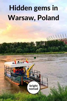 Warsaw hidden gems: Unique things & places in Warsaw, Poland Europe Travel Tips, European Travel, Warsaw Poland, Unusual Things, Like A Local, Where To Go, Paths, Tourism, Gems