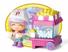pinypon   PINYPON ESCENAS DE PARQUES CARRITO DE PALOMITAS Cool Toys For Girls, Unicorn Birthday Parties, Summer Baby, Princess Party, Big Kids, My Little Pony, Toy Chest, Disney, Barbie