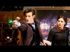 DOCTOR WHO: Nightmare in Silver - NEW May 11 BBC AMERICA