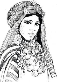 #morocco#berber#woman Princess Zelda, Disney Princess, My Dream, Morocco, Mona Lisa, Disney Characters, Fictional Characters, Culture, Artwork