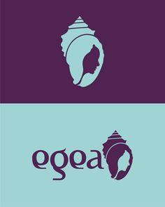 Egea, beauty, medical, cosmetics, treatments, diets, sea, logo design for sale