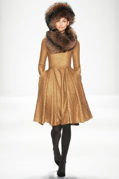 Sfilata Badgley Mischka New York -  Collezioni Autunno Inverno 2014-15 - Vogue