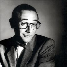 Paul Reubens by Greg Gorman (Los Angeles, 1982).  Sorry, I don't know who Paul Reubens is, but I DO know Pee Wee!  Ha Ha, Chairy!!