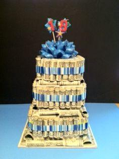 ... Money Gifts Galore on Pinterest  Money Cake, Birthday Money and Money