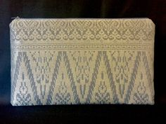1 of 6 Beautiful Silver Songket Evening #mimpimatamoon #clutch #songket #madeinmalaysia Bound for Seoul.