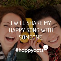 Happy Act Idea From Igor Stravinsky to Iggy Azalea, listening to your favorite artist might be doing more than you realize. What's your happy song?