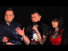ARTtech: Gaming for the career panel - YouTube