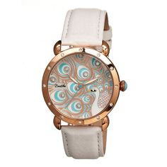Ladies' Genevieve Watch In White