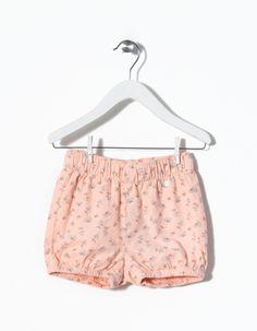 ZIPPY Baby Girl Corduroy Shorts #ZYFW15 #5556933 Buy here!