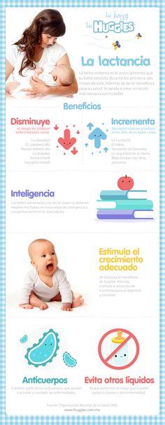 La #Lactancia es muy importante para tu #bebé durante sus primeros seis meses de vida, además de que te ayuda a crear un vínculo más cercano con él.  https://www.huggies.com.mx/site/Mama_En_Balance/252