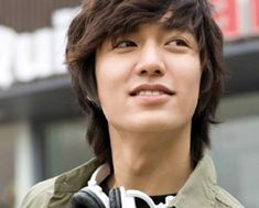 Dear Lee MinHo, you are the most attractive Asian man in the world. Let's be friends. Love, Margaret