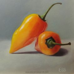 Still Life in Oils, Paintings by Elaine Brady Smith. Still Life in Oils, Daily Paintings Still Life Art, Indian Art, Be Still, Stuffed Peppers, Ceramics, Paintings, Oil, Art Ideas, Oil Paintings