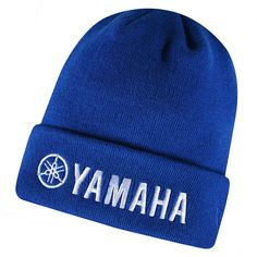 Troy Lee Designs Factory Yamaha Beanie - Blue