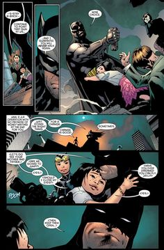 batman and catwoman daughter   The Weekly Crisis - Comic Book Review Blog: Comic Book Moments of the ...