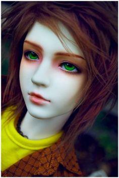 Migidoll Ryu (BJD) шарнирные куклы