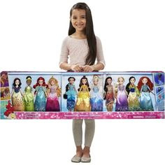 Disney Princess Shimmering Dreams Collection 11 Pack ONLY $59.99 {reg. $99.88}