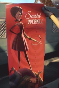 Scarlet Overkill | Minions Movie | Digital HD Nov 24th | Blu-ray Dec 8th