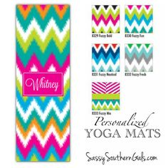 monogrammed personalized shop mpfp custom pilates mats meditation exercise il mat yoga gym loveydoveycreations