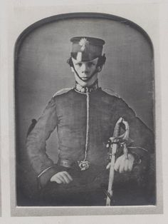 Ensign Thomas Cadell, 2nd Bengal European Fusiliers, 1855 (c)won the Victoria Cross (VC) at Delhi during the Indian Mutiny 'For having, on the 12th of June, 1857, at the Flag-staff Picquet at Delhi, when the whole of the Picquet of Her Majesty's 75th Regiment and 2nd European Bengal Fusiliers were driven in by a large body of the enemy, enemy a wounded Bugler of his own regiment, under a most severe fire, who would otherwise have been cut up by the rebels.