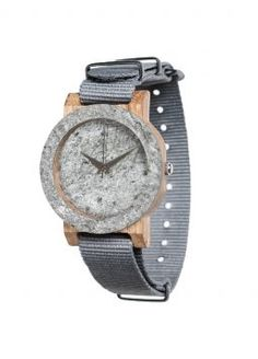 Plantwear - Raw Series - wooden watch