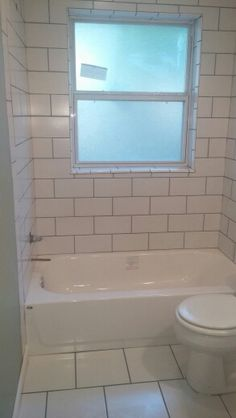 IMG For The Home Pinterest Grout Marble Tiles And Subway - 6x12 subway tile shower