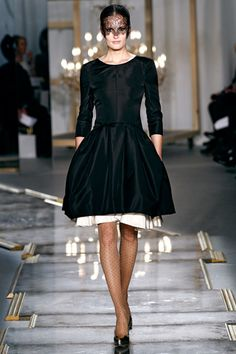in a more casual fabric for career/work - Jason Wu, Fall 2012
