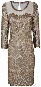 baroque dresses for the older women