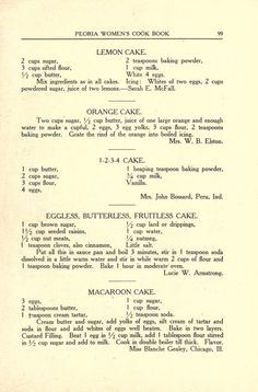 Awesome New Year Recipes information are readily available on our web pages. Retro Recipes, Old Recipes, Vintage Recipes, Cookbook Recipes, Sweet Recipes, Cooking Recipes, Family Recipes, Cooking Pork, Cupcake Recipes