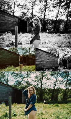outdoor boudoir | Winnipeg boudoir photographer | international boudoir photography | farm | nature | blonde | denim | lifestyle boudoir | boudy babes | Teri Hofford Photography