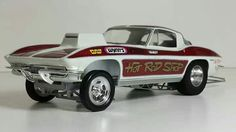 Corvette model.