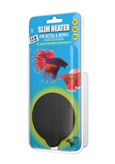 Keep your betta fish comfortable at just the right temperature with the Hydor Betta & Betta Bowl Slim Heater. It's angled at 90 degrees and features an unobtrusive design to fit perfectly inside a betta bowl. The Betta Bowl Slim Heater provides the Betta Aquarium, Fish Aquariums, Aquarium Heater, Aquarium Kit, Aquarium Ideas, Mini Aquarium, Aquarium Pictures, Tropical Freshwater Fish, Freshwater Plants